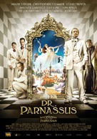 The Imaginarium of Doctor Parnassus - Turkish Movie Poster (xs thumbnail)