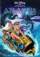 Atlantis: Milo's Return - DVD movie cover (xs thumbnail)