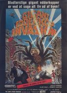 The Giant Spider Invasion - Danish Movie Poster (xs thumbnail)
