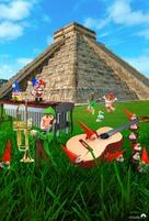 Sherlock Gnomes - Mexican Movie Poster (xs thumbnail)