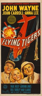 Flying Tigers - Australian Movie Poster (xs thumbnail)