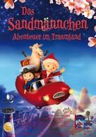 Das Sandmännchen - Abenteuer im Traumland - German Movie Poster (xs thumbnail)