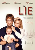 The Lie - DVD cover (xs thumbnail)
