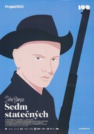 The Magnificent Seven - Czech Re-release movie poster (xs thumbnail)