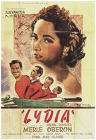 Lydia - French Movie Poster (xs thumbnail)