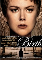 Birth - DVD movie cover (xs thumbnail)