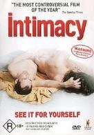 Intimacy - Australian Movie Cover (xs thumbnail)