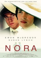Nora - German Movie Poster (xs thumbnail)