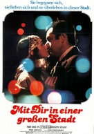Slow Dancing in the Big City - German Movie Poster (xs thumbnail)