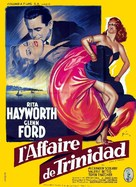 Affair in Trinidad - French Movie Poster (xs thumbnail)