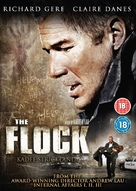 The Flock - British DVD cover (xs thumbnail)