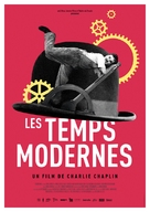 Modern Times - French Re-release movie poster (xs thumbnail)