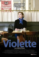 Violette - Movie Poster (xs thumbnail)