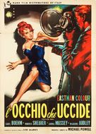 Peeping Tom - Italian Movie Poster (xs thumbnail)
