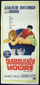 Diaboliquement vôtre - Australian Movie Poster (xs thumbnail)