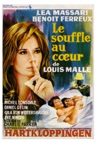 Le souffle au coeur - Belgian Movie Poster (xs thumbnail)