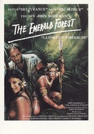 The Emerald Forest - Belgian Movie Poster (xs thumbnail)