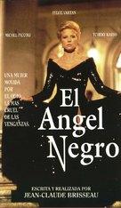 Ange noir, L' - Spanish Movie Cover (xs thumbnail)
