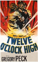 Twelve O'Clock High - Movie Poster (xs thumbnail)