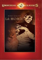 The Mummy - French DVD movie cover (xs thumbnail)