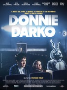 Donnie Darko - French Re-release movie poster (xs thumbnail)