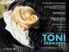 Toni Erdmann - British Movie Poster (xs thumbnail)
