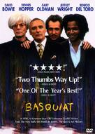 Basquiat - DVD movie cover (xs thumbnail)