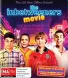 The Inbetweeners Movie - Australian Blu-Ray movie cover (xs thumbnail)