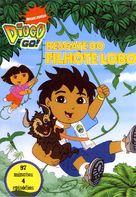 """Go, Diego! Go!"" - Portuguese Movie Cover (xs thumbnail)"