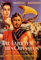 Ulisse - German Movie Poster (xs thumbnail)