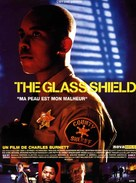 The Glass Shield - French Movie Poster (xs thumbnail)