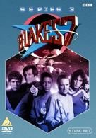"""Blakes 7"" - British DVD movie cover (xs thumbnail)"
