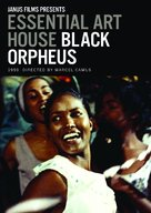 Orfeu Negro - DVD cover (xs thumbnail)