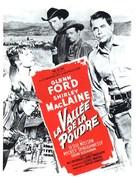 The Sheepman - French Movie Poster (xs thumbnail)