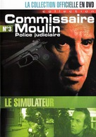 """Commissaire Moulin"" - French Movie Cover (xs thumbnail)"