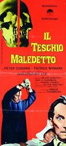 The Skull - Italian Movie Poster (xs thumbnail)