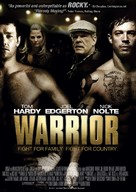 Warrior - Movie Poster (xs thumbnail)