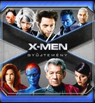 X-Men: The Last Stand - Hungarian Blu-Ray movie cover (xs thumbnail)