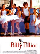 Billy Elliot - French Movie Poster (xs thumbnail)