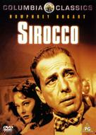 Sirocco - Danish DVD cover (xs thumbnail)