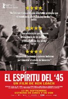 The Spirit of '45 - Spanish Movie Poster (xs thumbnail)