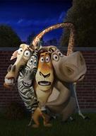 Madagascar - Brazilian Key art (xs thumbnail)