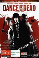 Dance of the Dead - Australian DVD movie cover (xs thumbnail)