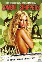 Zombies! Zombies! Zombies! - Italian Movie Cover (xs thumbnail)