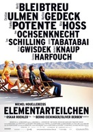 Elementarteilchen - German Movie Poster (xs thumbnail)