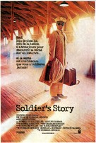 A Soldier's Story - French Movie Poster (xs thumbnail)