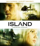 The Island - Blu-Ray cover (xs thumbnail)