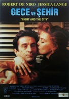 Night and the City - Turkish Movie Poster (xs thumbnail)