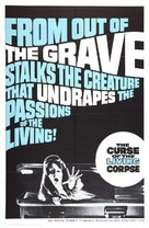 The Curse of the Living Corpse - Movie Poster (xs thumbnail)