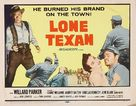 Lone Texan - Movie Poster (xs thumbnail)